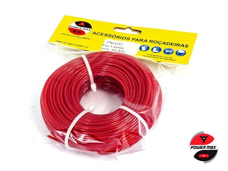 Carretel de fio de nylon para roçadeira