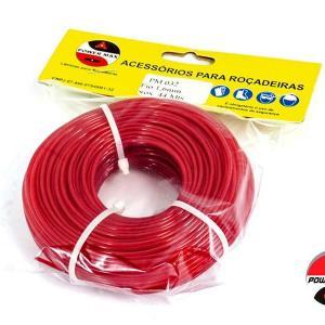 Onde comprar fio de nylon para roçadeira